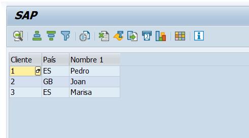 ABAP: Tutorial mostrar ALV con función