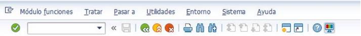 Claves en listas desplegables - menu